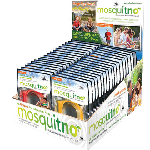 MOSQUITNO LG ASSORT 36PC CD