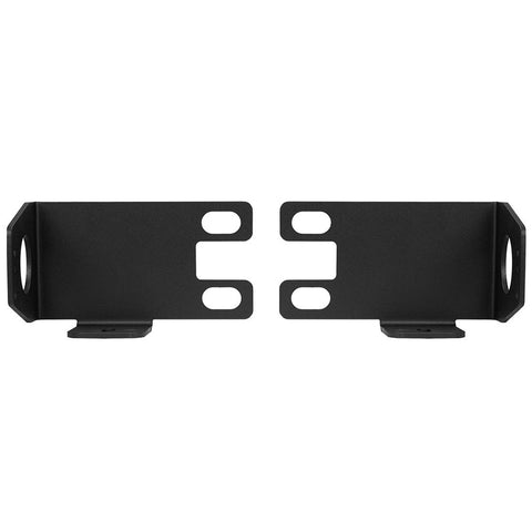 "RIGID Industries 2010-2019 RAM 2500/3500 Bumper Mount f/20""  40"" Lightbar - Black [41670]"