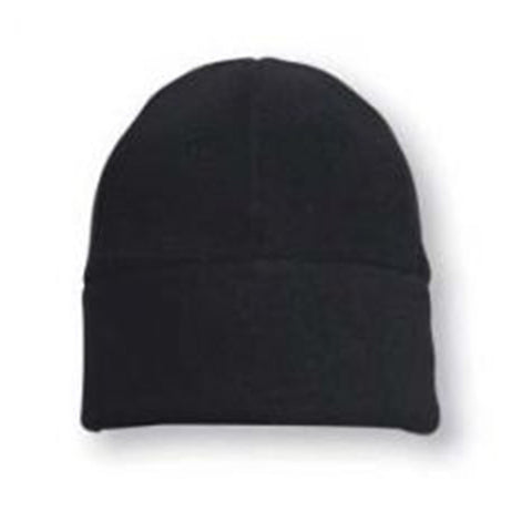 IDA FLEECE BEANIE BLACK