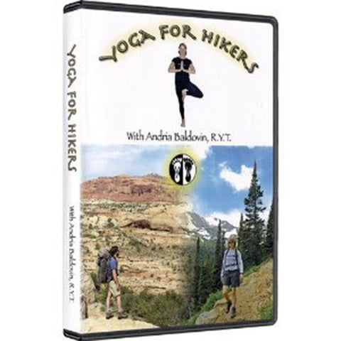 YOGA FOR HIKERS DVD