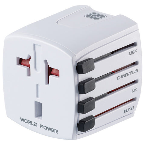 WORLD ADAPTOR (NON GROUNDED)