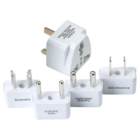 WORLDWIDE ADAPTOR KIT