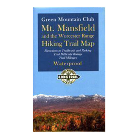 MT MANSFIELD/WORCESTER MAP