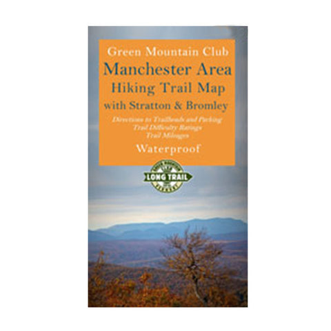 MANCHESTER AREA HIKING MAP