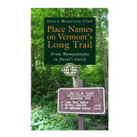 PLACE NAMES VT LONG TRAIL