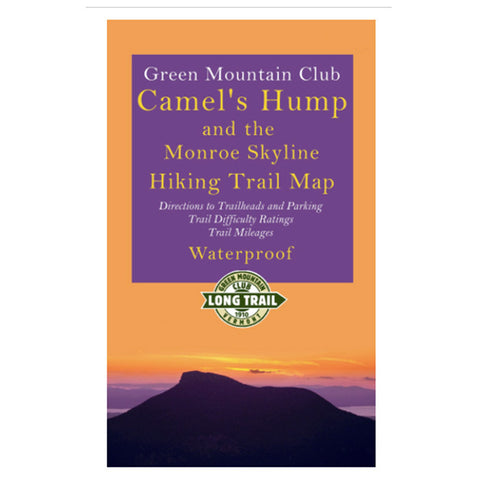 CAMEL'S HUMP WATERPROOF MAP