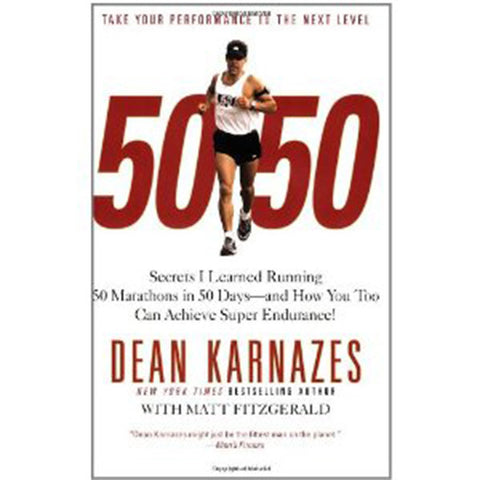 50/50 SECRETS LEARNED RUNNING