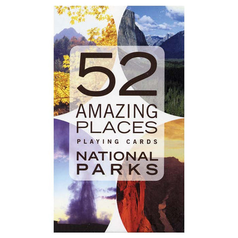 AMAZING PLACES NATIONAL PARKS