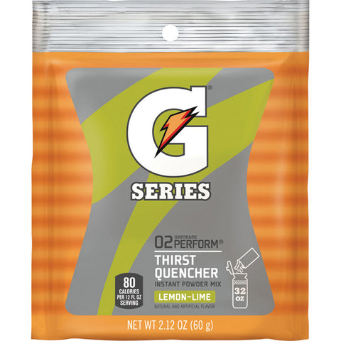 GATORADE LEMON LIME 1QT POWDER