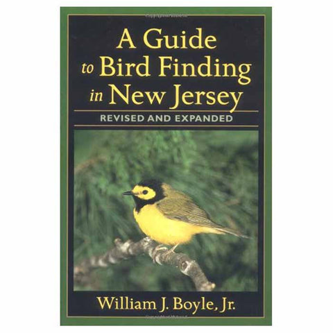 GUIDE TO BIRD FINDING IN NJ
