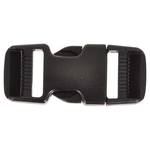 "1"" DUAL SIDE REL. BUCKLE 1 PK"