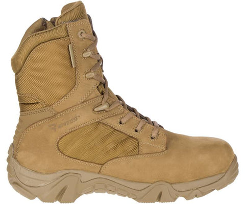 Bates E04272 Men's GX-8 Waterproof Composite Toe Side Zip