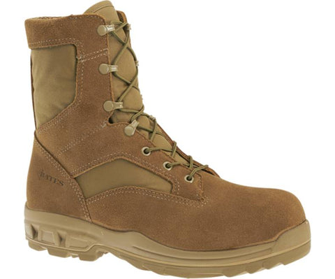 Bates MEN'S TERRAX3 COYOTE HOT WEATHER COMPOSITE TOE BOOT E11003