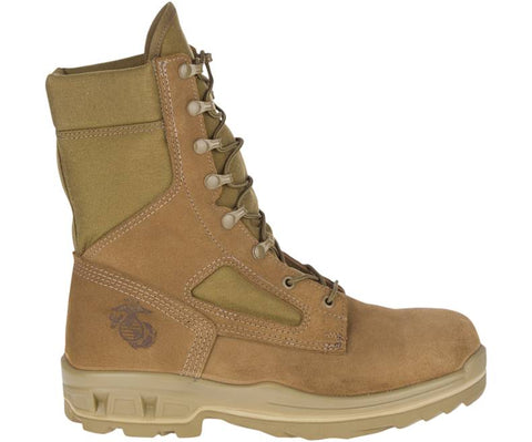 Bates E40502 Men's Terrax3 USMC Steel Toe Boot