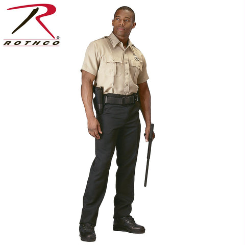 Rothco Short Sleeve Uniform Shirt