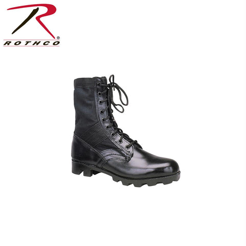 Rothco G.I. Type Black Steel Toe Jungle Boot