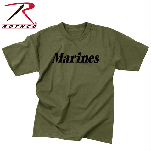 Rothco Kids Marines Physical Training T-shirt