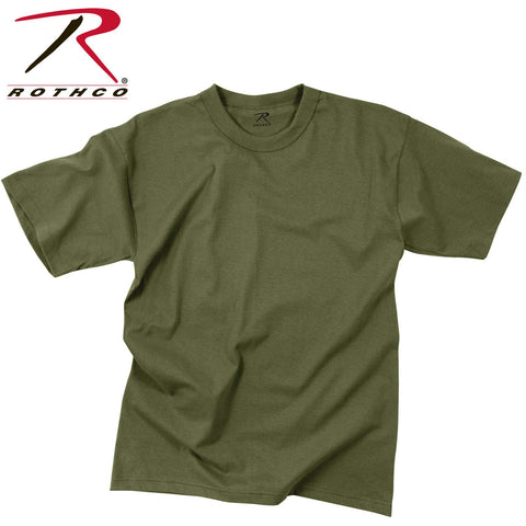 Solid Color Military T-shirts