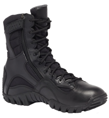 Belleville Tactical Research TR960Z KHYBER Hot Weather Lightweight Side-Zip Tactical Boot
