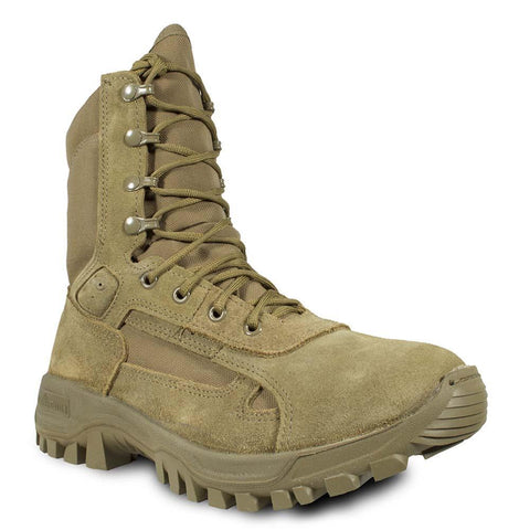 McRae Terassault T1 Hot Weather Performance Combat Boot in Coyote Style 8177