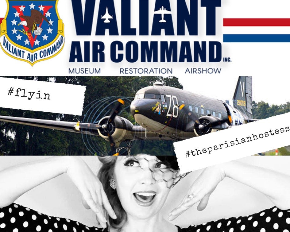 The Parisian Hostess is headed to the Warbird Museum!