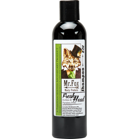 Mr. Fox Fresh Head Shampoo