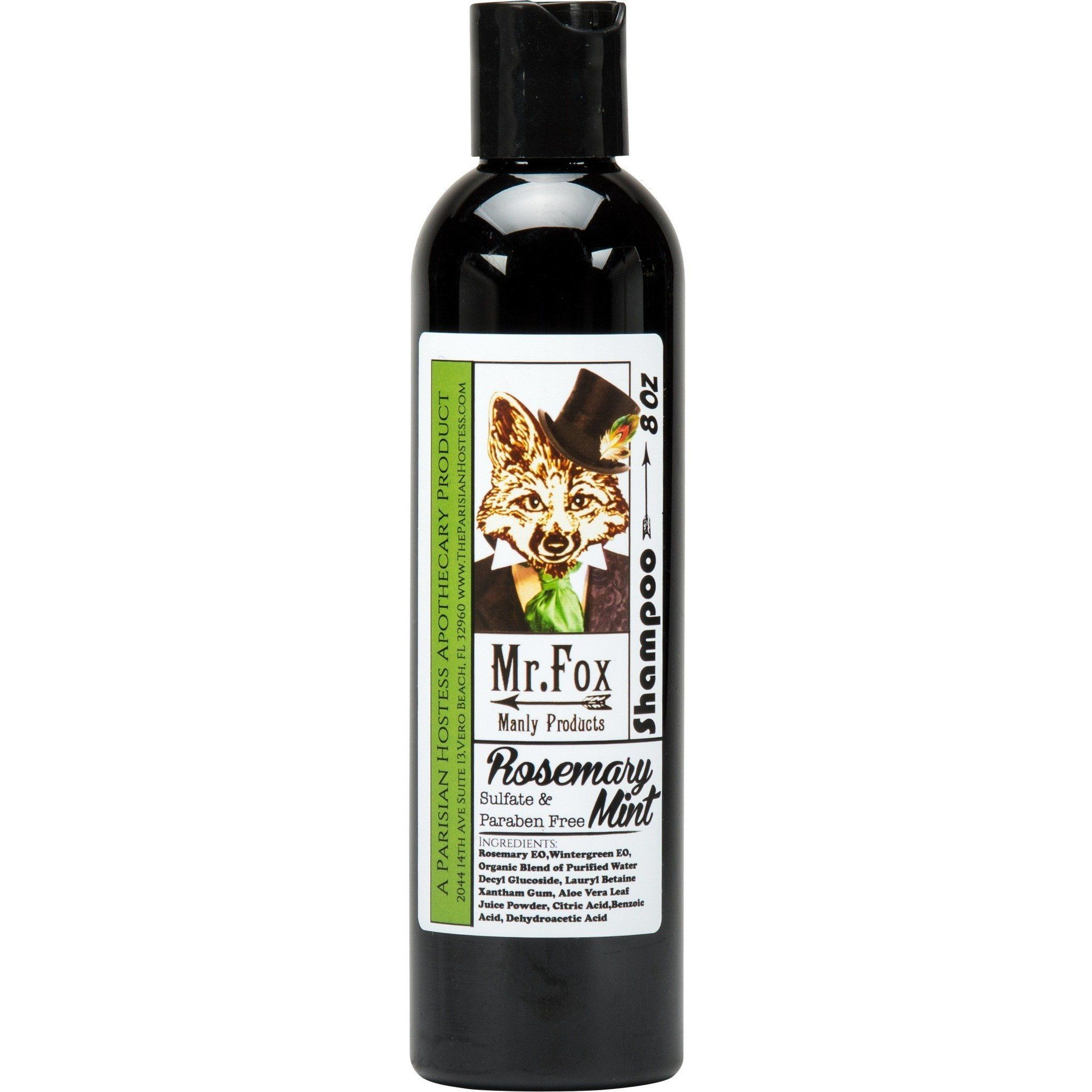 Mr. Fox Rosemary & Mint Shampoo