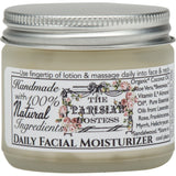 100% Natural Facial Moisturizer with Essential Oils