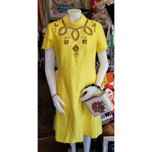 Hello Sunshine Vintage Dress