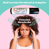 Headache Relief Rollerball- Certified Therapeutic Grade Essential Oil 10 ML