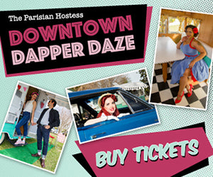 3rd Annual Downtown Dapper Daze All Access Pass