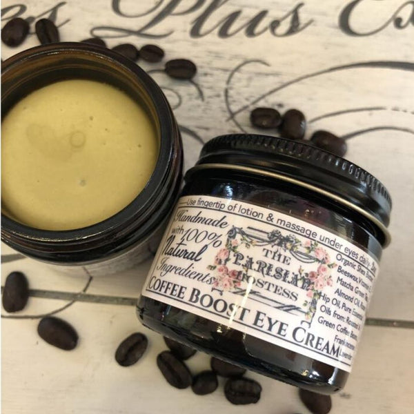 Coffee Boost Eye Cream