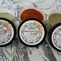 All Natural Mud Mask Kit