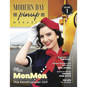 Modern Day Pin Up Magazine Volume 1