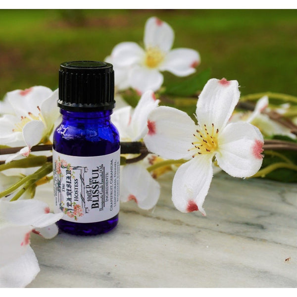 Blissful- Certified Therapeutic Grade Essential Oil 10 ML