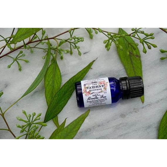 Breathe Free- Certified Therapeutic Grade Essential Oil 10 ML