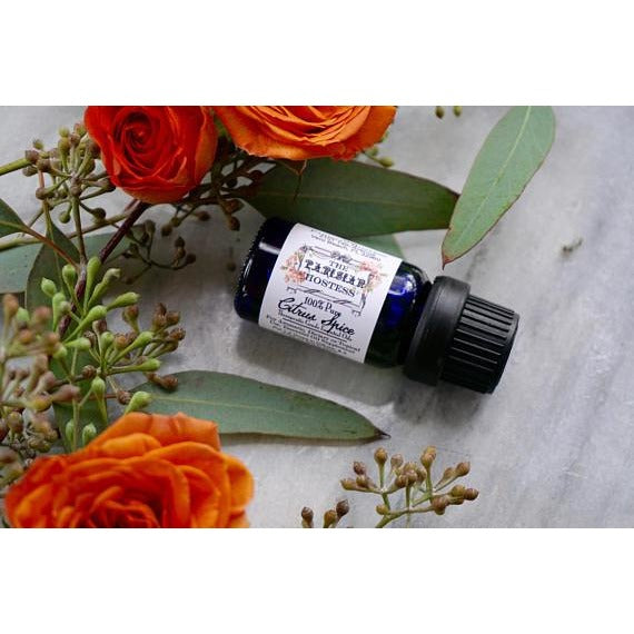 Citrus Spice- Certified Therapeutic Grade Essential Oil 10 ML