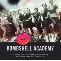 Bombshell Academy Bootcamp 5:15-8:30pm- Book a Private Party