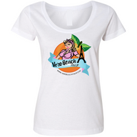 Vero Beach Pin Up Tee