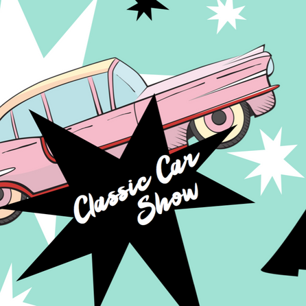 ****NEW DATE & SCHEDULE***Downtown Dapper Daze Classic Car Show