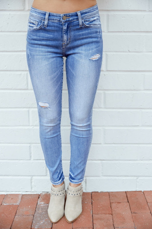 Ellie Jane Crop Jeans