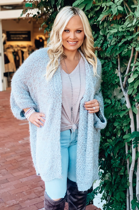 Baby Blues Daydreaming Cardigan