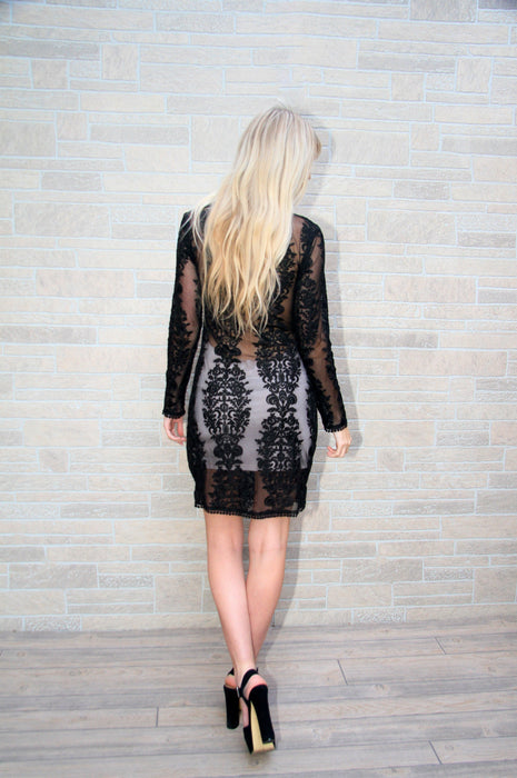 Tiffany Lace Dress