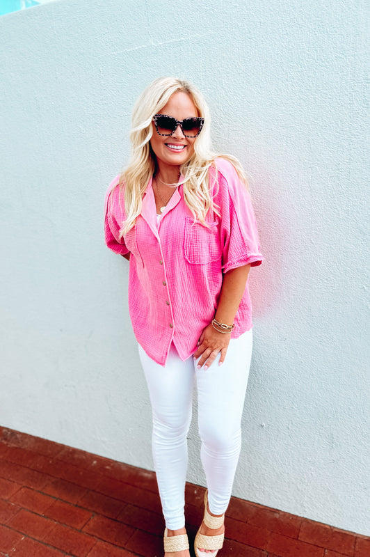Baby It's Cold Outside Fleece Lined Slipper Socks Jumping Reindeer Blue