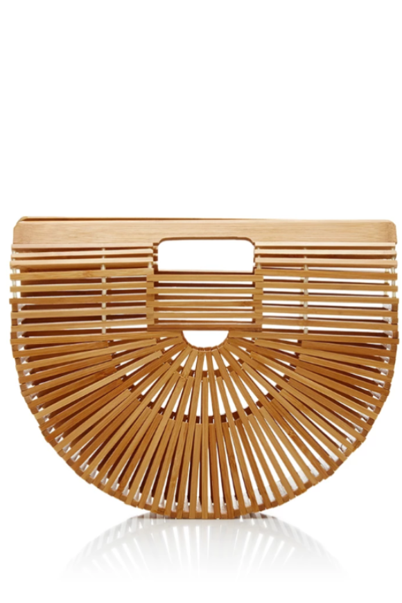 It's All About the Bamboo Arc Purse