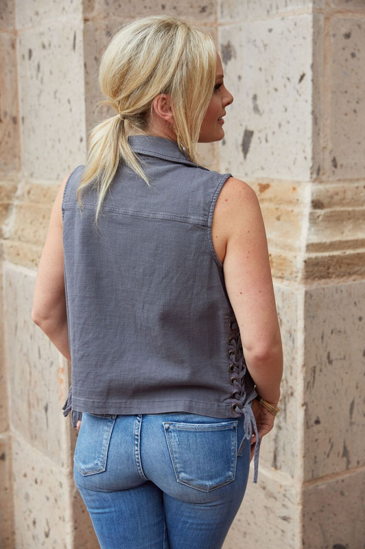 Trevi Fountain Vest
