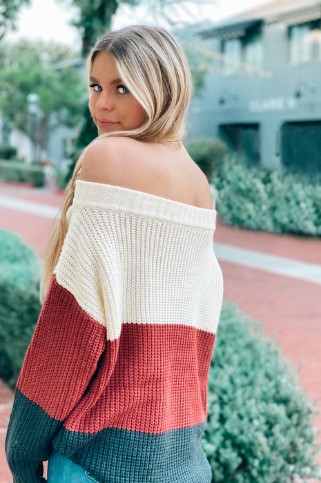 Cozier Times Chunky Sweater