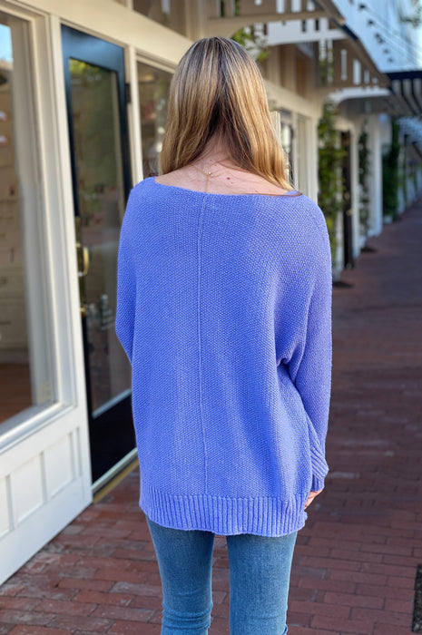 Soft Dreamy Lilac Sweater