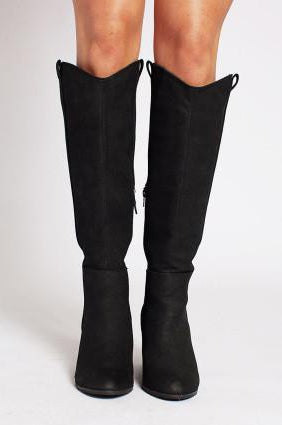 In Cahoot Boot In Black