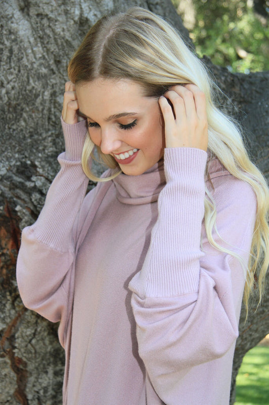 Perfect in Pink Sweater